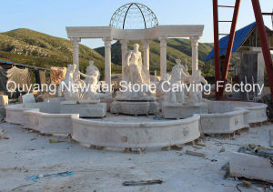 Stone Pavilion Garden Gazebo for Home Decoration pictures & photos