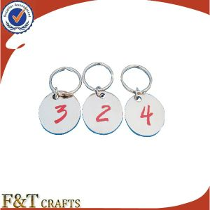 Hot Sales Customized Metal Helmet Keychains pictures & photos