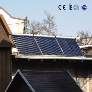 Heat Pipe Type Manifold Solar Thermal Collector pictures & photos