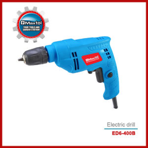 6mm 400W Electric Drill for Professional Use (ED6-400B) pictures & photos