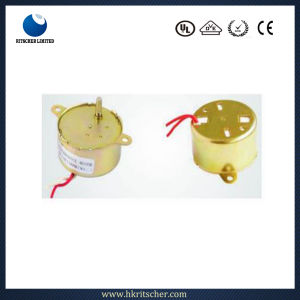 Electric Control Competitive Price Single Phase Vibration Table Motor 3W pictures & photos