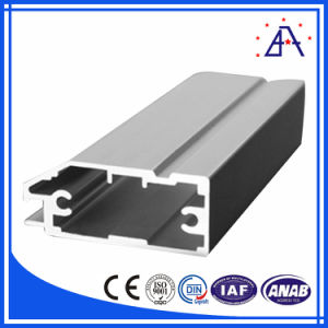 6000 Series Different Colors Anodized Flat Aluminum Profiles Aluminum Product pictures & photos