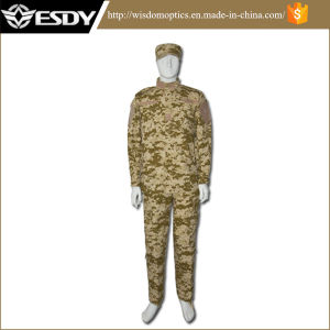 Russian Desert Tactical Combat Assault Uniform Suit for Hunting Games pictures & photos