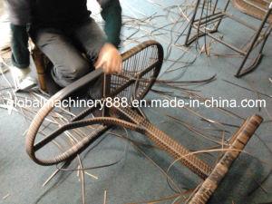 PP PE Artificial Rattan Extruder Machine pictures & photos