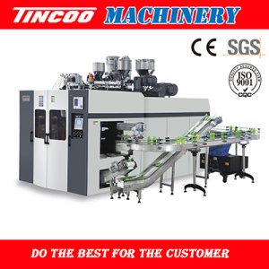 Many-Layer Fully-Automatic Extrusion Blow Moulding Machines (DHD-5L-MIII/IV/V) pictures & photos