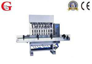 Multi-Head Linear Oliver Filling Machine pictures & photos