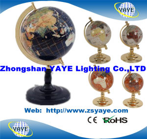 Yaye 110mm/150mm/220mm/330mm Gemstone Globe / World Globe with English Words pictures & photos