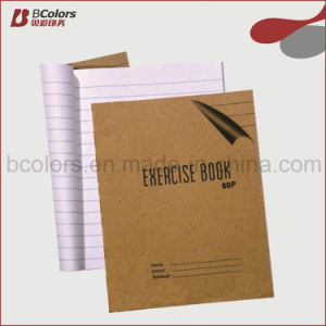 Kraft Paper Notebooks A4 Spiral Exercise Books