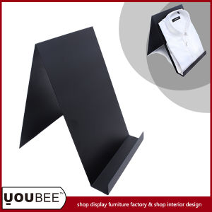 Metal Shirt Display Stand for Men Shirt Clothing Store Interior Design pictures & photos