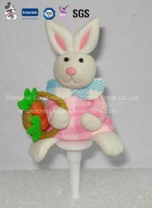 Fair Rabbit Shaped Cake Decorations for Halloween pictures & photos