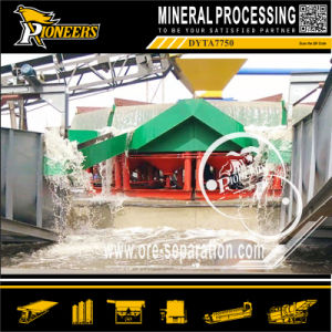 Large Mining Jigging Separator Gold Jigger Hydraulic Radial Jig Machine