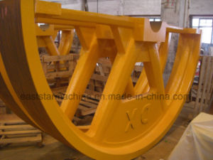 Diamond Frame Saw for Cutting Marble Block pictures & photos