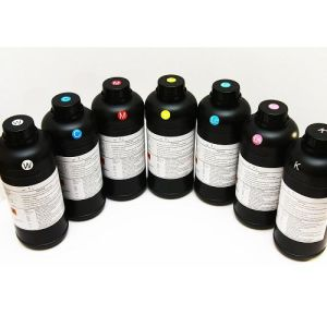 Flatbed Printer UV Ink for Epson Head Direct Printing pictures & photos