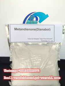 Legal Oral Anabolic Muscle Building Steroids Dianabol Powder CAS 72-63-9 pictures & photos