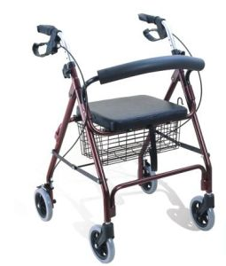 Aluminum Foldable Rollator (SC-RL02(A2)) pictures & photos
