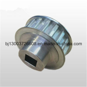 Precision CNC Machining Parts with Timing Pulley