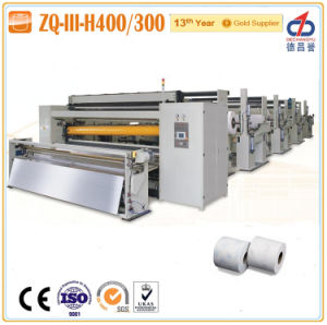 Automatic Kitchen Towel Machine (NON-STOP TYPE, ZQ-III-H) pictures & photos