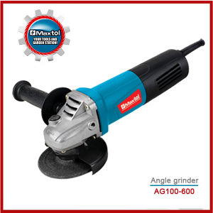"4"" 100mm 600W Angle Grinder pictures & photos"