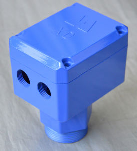Meter Enclosure Waterproof IP68 Aluminum Die Casting pictures & photos
