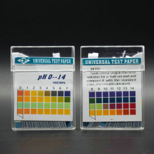 High Quality Rapid pH Test Paper Roll Universal Indicator Paper pictures & photos