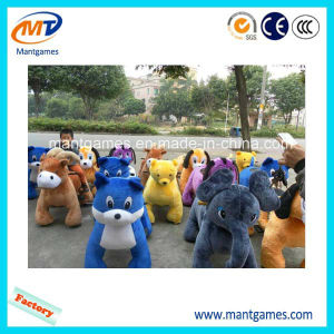 Kiddie Rides Plush Animal for Sale pictures & photos
