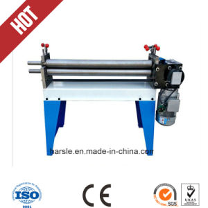 3 Roller Electric or Manual Rolling Machine pictures & photos