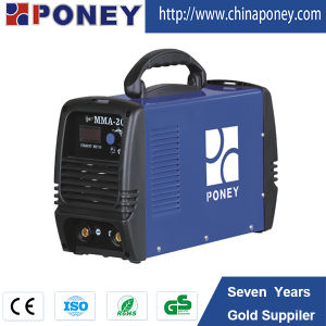 Inverter DC Welder Mosfet Portable Arc Welding Machine MMA-140m/160m/200m/250m pictures & photos