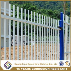 Gavanized Metal Fence for Park pictures & photos
