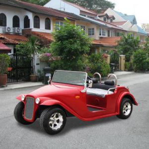 Custom New Design Electric Antique Car with CE (DN-4D) pictures & photos
