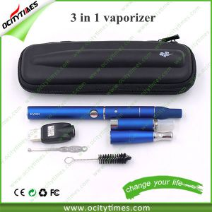 2015 China Manufacturer E Cigarette Dry Her /Wax/ Oil Kit pictures & photos