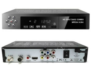 TV Set Top Box DVB-T DVB-S DVB-T2 DVB-S2 FTA Combo pictures & photos