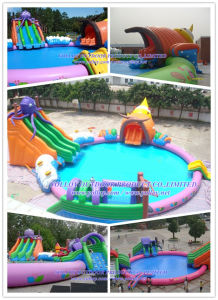 Gaint Inflatable Pool Inflatable Water Park pictures & photos