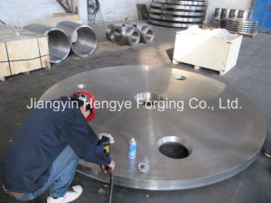 Hot Forged Stainless Steel 316L Tube Sheet pictures & photos