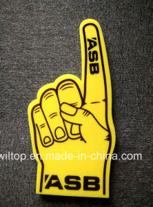 Promotional Printed Foam Hands (PM100) pictures & photos