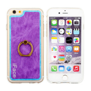 Wholesale PU/TPU Protective Cover/Mobile Case with Ring Holder