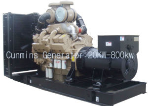 640kw 800kVA Cummins Diesel Generator for Industrial Application pictures & photos