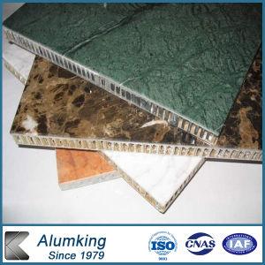 Marble Aluminum Honeycomb Sandwich Composite Panel for Home Interior Decoration pictures & photos