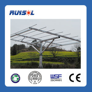 Two-Axis Solar Tracker System pictures & photos