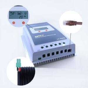 MPPT LCD 10A 12V/24V Solar Power Controller+Ce+Rhos 1210A pictures & photos