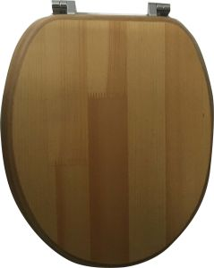 2016 Beautiful Bamboo Toilet Seat pictures & photos