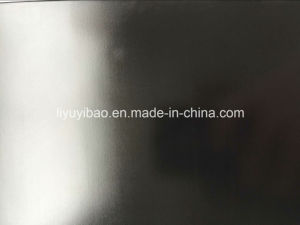 Black Shiny Soling Sheets for Shoe Sole Manufacturer