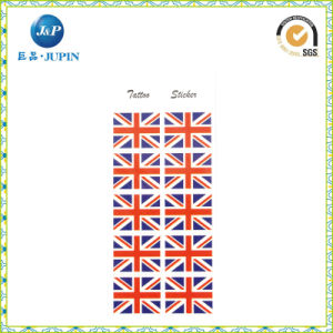 UK Country Flag Tattoo Sticker for Promoion (JP-TS055) pictures & photos