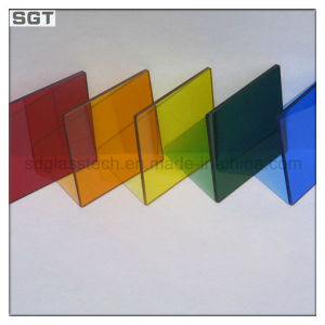 Tinted/Clear/Color Patterned Glass/Colored Pattern Glass/Color Wired Pattern Glass pictures & photos