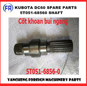 Kubota DC60 Spare Parts pictures & photos