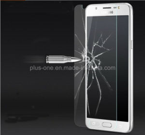 2016 New Arrival Cell Phone Accessories 2.5D Cured Screen Protector Tempered Glass HD Film Factory Price for Samsung J1 Mini pictures & photos