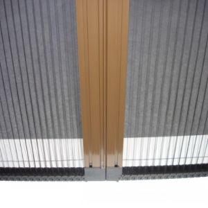 Polyester Folded Mesh for Window System pictures & photos
