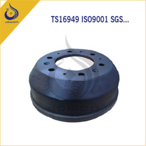 Iron Casting Light Truck Spare Part Brake Drum pictures & photos
