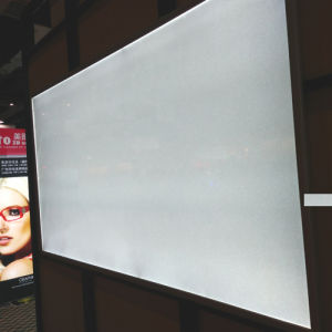 Polystyrene Light Guide Panel for LED Light Box
