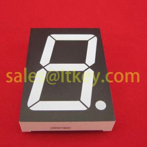 2.3 Inch Single Digit 7 Segment LED Display pictures & photos