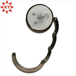 Zinc Alloy Custom Baghanger Hook Supplier pictures & photos